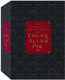 The Complete Tales & Poems of Edger Allan Poe, Hardback