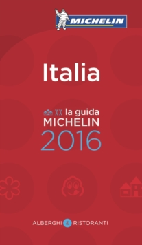 Michelin Guide Italy : Hotels & Restaurants, Paperback