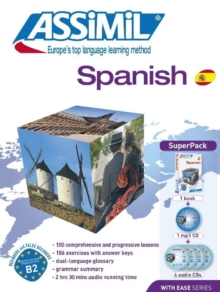 Spanish Super Pack, Mixed media product