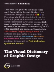 The Visual Dictionary of Graphic Design, Paperback