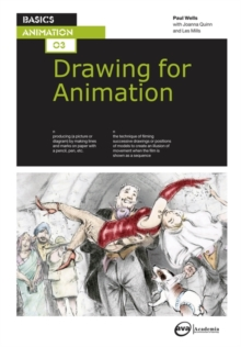 Basics Animation 03: Drawing for Animation, Paperback