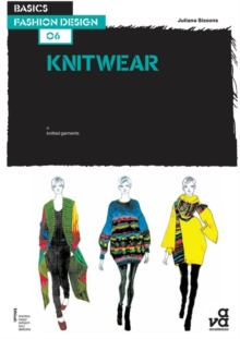 Basics Fashion Design 06: Knitwear, Paperback