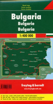 Bulgaria : FB.R02, Sheet map