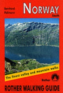 Norway South : Rother Walking Guide, Paperback