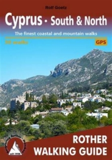 Cyprus : The Finest Valley and Mountain Walks, Paperback