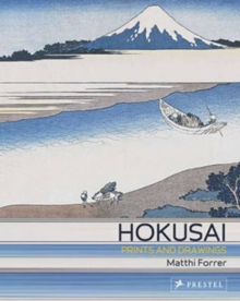 Hokusai : Prints and Drawings, Paperback Book