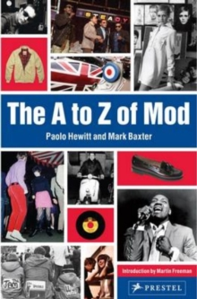 A to Z of Mod, Paperback