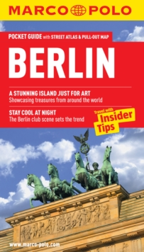 Berlin Marco Polo Pocket Guide, Mixed media product Book