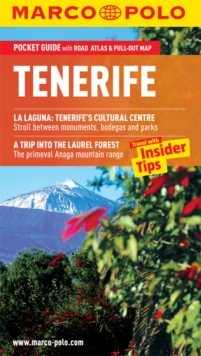 Tenerife Marco Polo Pocket Guide, Paperback