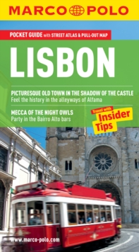 Lisbon Marco Polo Guide, Mixed media product Book