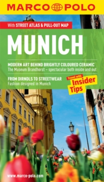Munich Marco Polo Guide, Paperback