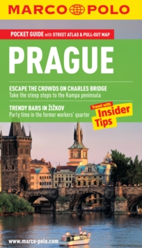 Prague Marco Polo Pocket Guide, Paperback