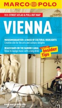 Vienna Marco Polo Guide, Paperback