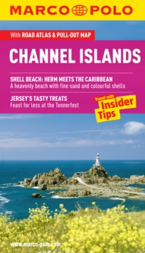 Channel Islands Marco Polo Guide, Paperback Book