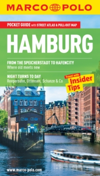 Hamburg Marco Polo Guide, Paperback