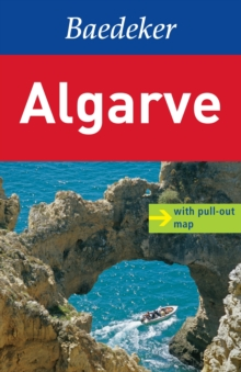 Algarve Baedeker Travel Guide, Paperback