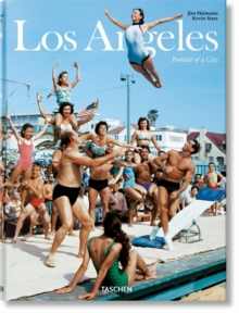 Los Angeles, Portrait of a City, Hardback Book
