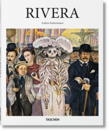 Rivera, Hardback Book