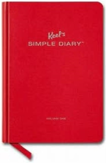 Keel's Simple Diary, Diary Book