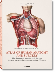 Bourgery, Atlas of Anatomy, Hardback