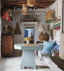 Living in Greece, Hardback Book