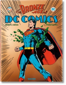 The Bronze Age of DC Comics, Hardback