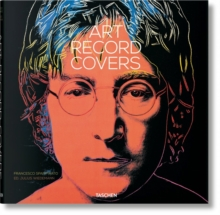 Art Record Covers, Hardback Book