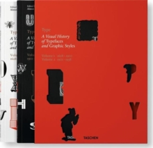 Type. A Visual History of Typefaces & Graphic Styles, Paperback