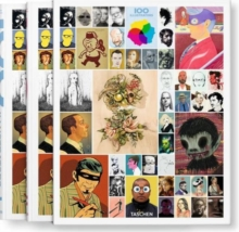 100 Illustrators, Hardback