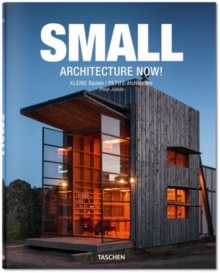 Small Architecture Now!, Hardback