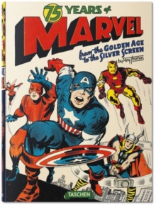 75 Years of Marvel Comics, Hardback