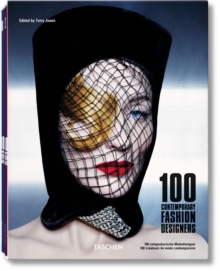 100 Contemporary fashion designers, Paperback