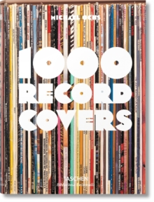 1000 Record Covers, Hardback