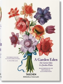 A Garden Eden : Masterpieces of Botanical Illustration, Hardback