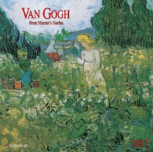 V VAN GOGH FROM VINCENTS GARDEN 2017,