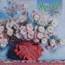 CLAUDE MONET BLOSSOMS FLOWERS 2017,