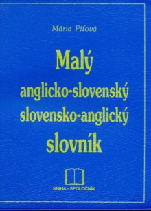 Small English-Slovak and Slovak-English Dictionary, Paperback