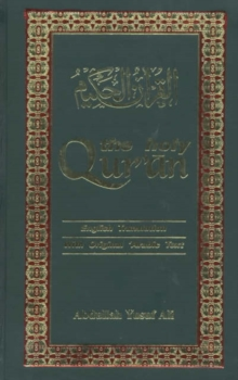 The Holy Qur'an : Arabic Text with English Translation, Paperback