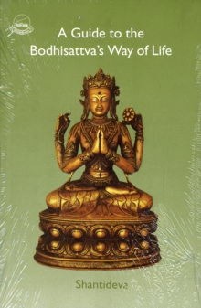 A Guide to the Bodhisattva's Way of Life, Paperback