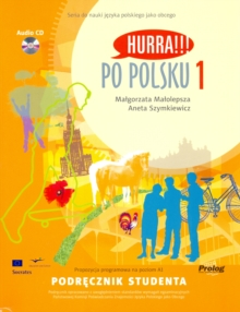 Hurra!!! Po Polsku : Student's Textbook Volume 1, Mixed media product