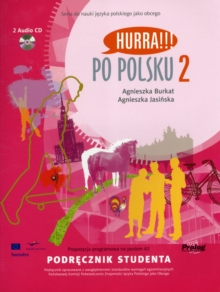Hurra!!! Po Polsku : Student Textbook v. 2, Mixed media product Book