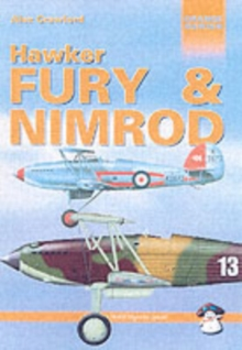 Hawker Fury and Nimrod, Paperback