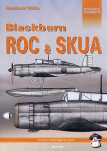 Blackburn Skua and Roc, Paperback