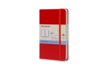 Moleskine Pocket Sketch Book Red, Notebook / blank book