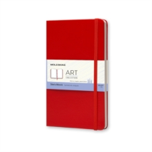 Moleskine Large Sketch Book Red, Notebook / blank book Book