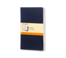 Ruled Cahier : Large, Multiple copy pack