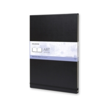 Moleskine Folio Watercolour Notebook : A3, Notebook / blank book