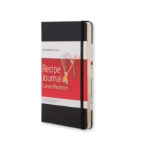 Moleskine Passion Notebook : Recipe, Notebook / blank book