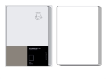 Folio Moleskine Printable Paper : Pack of 50 Sheets of Paper, General merchandise