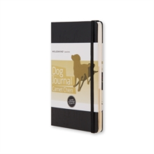 Moleskine Passion Dog Journal, Notebook / blank book